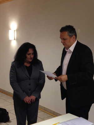 Alanur Erdin rückt in den Vollmaringer Ortschaftsrat nach