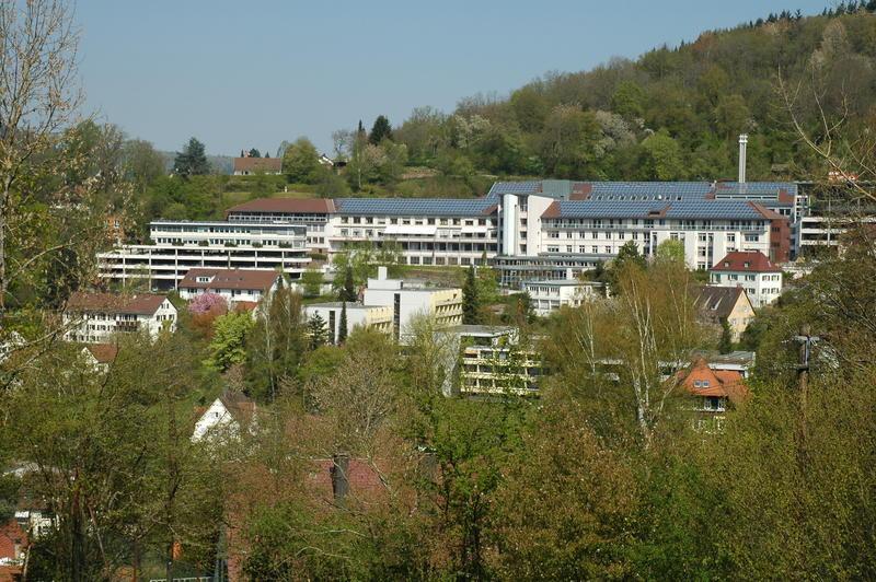 Kliniken Calw (Urherbrecht: Landkreis Calw)